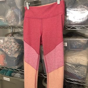 Outdoor Voices Pants - OUTDOOR VOICES | 7/8 springs high waisted leggings